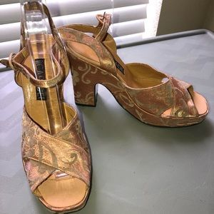 Vintage designer shoes